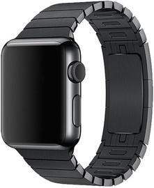 Devia Elegant Series Link Bracelet For Apple Watch 44mm Black