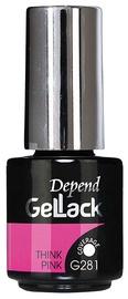 Depend GelLack Think Pink 5ml
