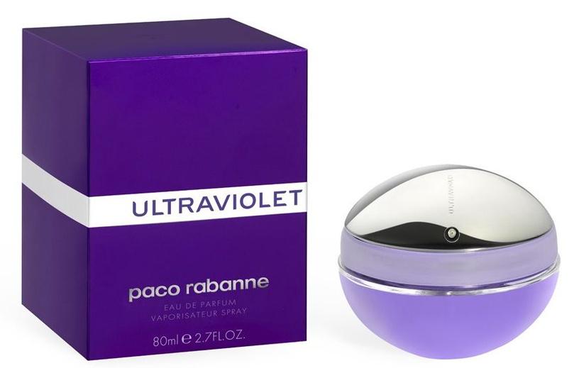 Парфюмированная вода Paco Rabanne Ultraviolet, 80 ml, EDP