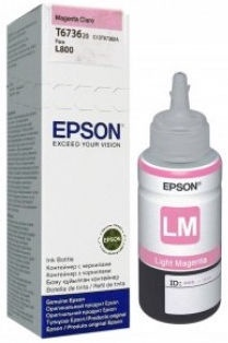 Epson T6736 Ink Bottle Light Magenta