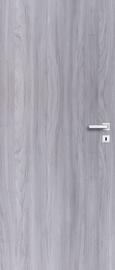 Полотно межкомнатной двери PerfectDoor UNO, серый, 203.5 см x 84.4 см x 4 см