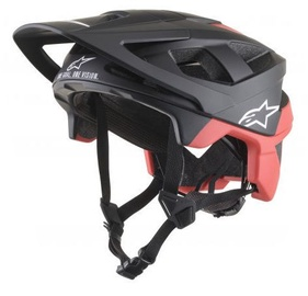 Alpinestars Vector Pro Atom Black Red 59-63cm