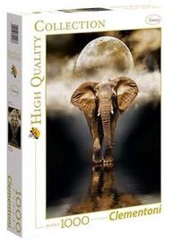 Puzle Clementoni High Quality Elephant 39416, 1000 gab.