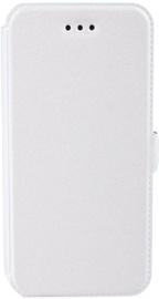 Telone Shine Book Case For Samsung Galaxy J1 J120F White
