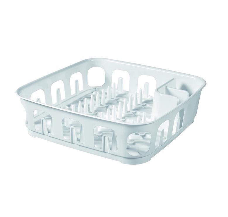 Сушилка для посуды Curver Dish Dryer Essentials 39x39x10,1cm White
