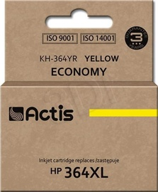 Actis Cartridge KH-364YR For HP 12ml Yellow