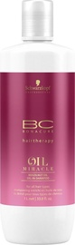 Šampūns Schwarzkopf Bonacure Oil Miracle Brazilnut Oil In, 1000 ml