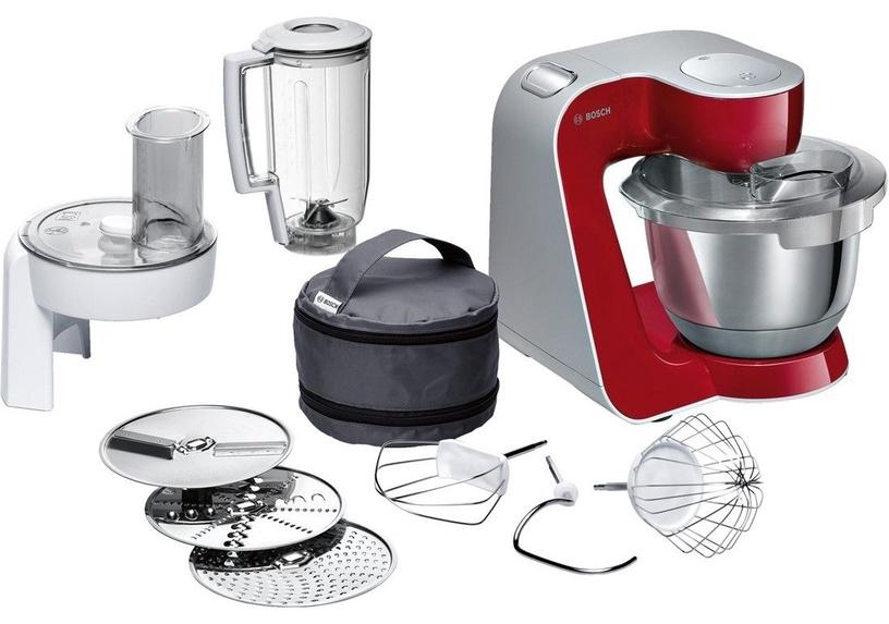 Virtuves kombains Bosch MUM 58720 Red