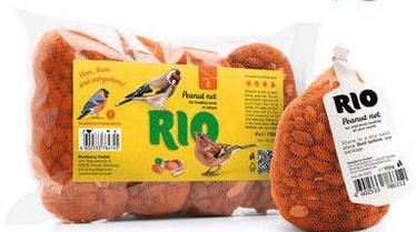 Uzkodas Mealberry Rio Peanut Net For Wild Birds 150g