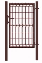 Vārti Garden Center Gate 1000x1530mm Brown