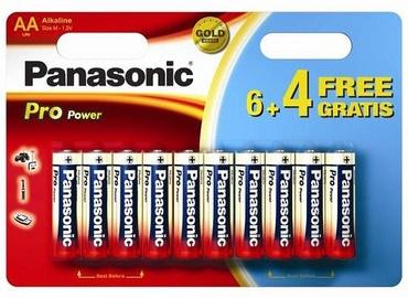 Elements Panasonic LR6PPG Pro Power 6+4 x AA
