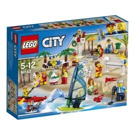 Konstruktors Lego City People Pack Fun at the Beach 60153