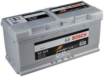 Аккумулятор Bosch High Performance S5 015, 12 В, 110 Ач, 920 а