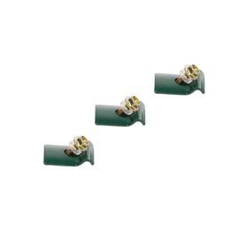 Кронштейн Garden Center Tension Wire Holders Nr.2 3pcs Green