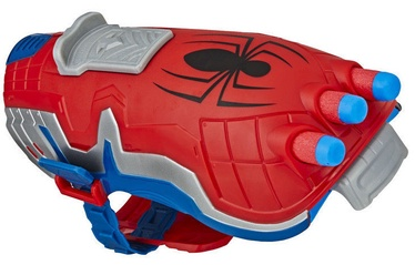 Hasbro Marvel Avengers Nerf Power Moves Spider-Man Blaster E7328