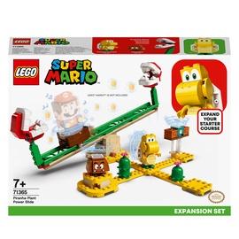 Konstruktors LEGO Super MarioAugu-piraiju jaudīgā kanāla paplašinājuma maršruts 71365, 217 gab.