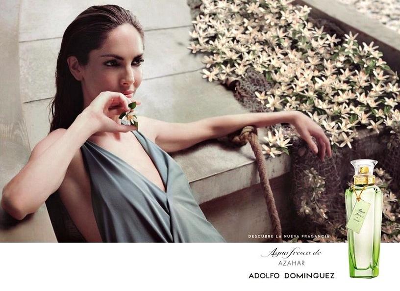 Духи Adolfo Dominguez Agua Fresca de Azahar 120ml EDT