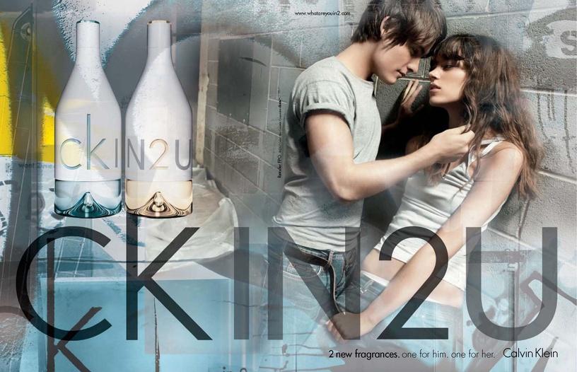 Smaržas Calvin Klein CK In2U, 100 ml EDT