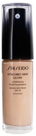 Shiseido Synchro Skin Glow Luminizing Fluid Foundation SPF20 30ml R3
