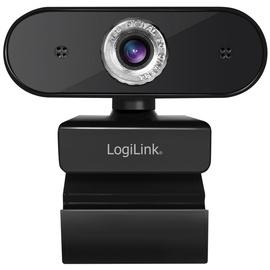 Web kamera Logilink Pro UA0371, melna, CMOS