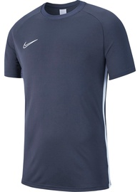 Nike Men's T-shirt M Dry Academy 19 Top SS AJ9088 060 Graphite Blue M