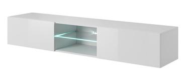 ТВ стол Halmar Livo RTV 180W White, 1800x400x300 мм