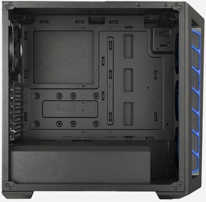 CoolerMaster MasterBox MB510L Blue