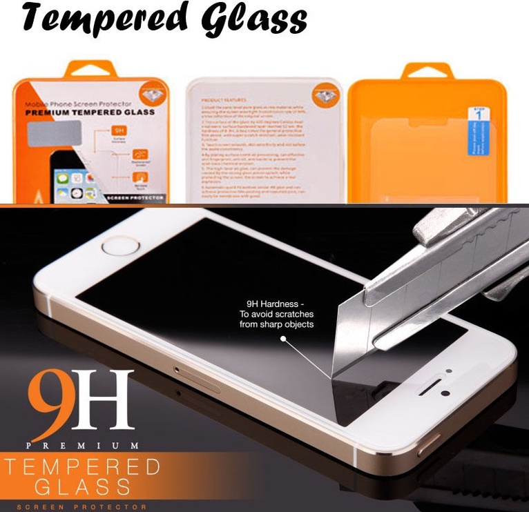 Tempered Glass Extreeme Shock Screen Protector For Samsung Core Plus