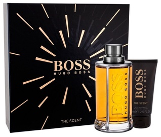 Hugo Boss The Scent 200ml EDT + 75ml After Shave Balm