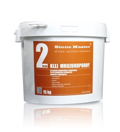 Клей Stone Master Adhesive For Walls And Floors 15kg