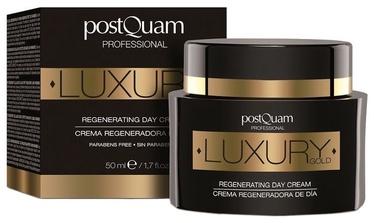 PostQuam Professional Luxury Gold Regenerating Day Cream 50ml