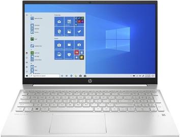 "Klēpjdators HP Pavilion 15-eg0098nw 3Y327EA, Intel® Core™ i5-1135G7, 8 GB, 512 GB, 15.6 """