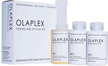 OLAPLEX Traveling Stylist Kit NR.1 100ml + NR.2 100ml x2