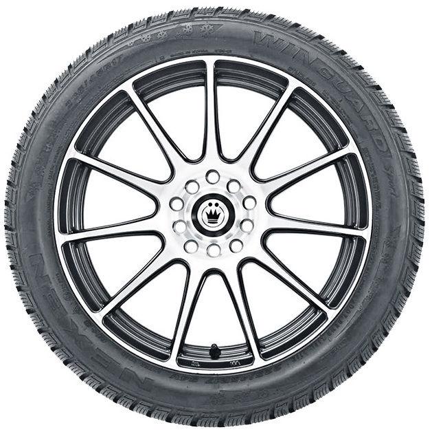 Зимняя шина Nexen Tire Winguard Sport, 275/40 Р19 105 V XL