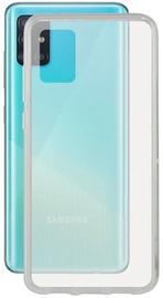 Futrālis 3MK ClearCase Galaxy A71, caurspīdīga