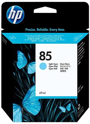 HP 85 DSJ30 130 Light Cyan