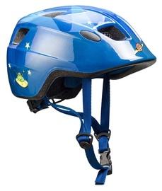 Cube Helmet Pebble Blue Universe XS