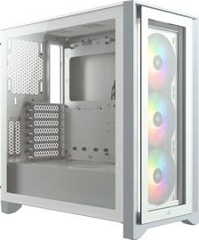 Corsair iCUE 4000X RGB Mid-Tower ATX White