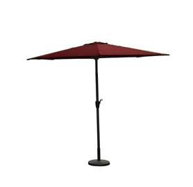 Садовый зонт от солнца Domoletti Simple, 3 м