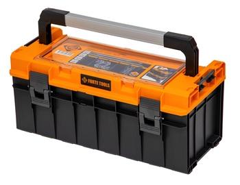 Kaste Forte Tools SKRQPRO600POMLT002, melna/dzeltena