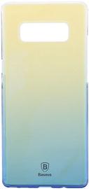Baseus Glaze Case For Samsung Galaxy Note 8 Transparent/Blue