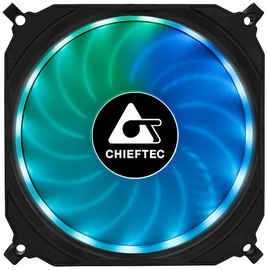 Вентилятор Chieftec CF-1225RGB 120mm
