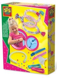 SES Creative Glitter Tube Bracelets 14667