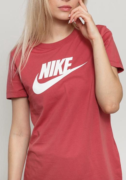 Nike Womens Sportswear Essential T-Shirt BV6169 897 Dark Pink M