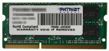 Operatīvā atmiņa (RAM) Patriot Signature PSD34G16002S DDR3 (SO-DIMM) 4 GB CL11 1600 MHz