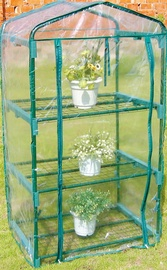 SN 200104S Greenhouse With 3 Shelves 69x49x125cm