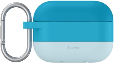 Baseus Silicon Gel Protective Case For Apple AirPods Pro Blue