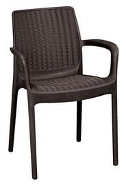Keter Chair Bali Mono Brown