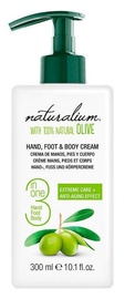 Naturalium Olive Hand Foot & Body Cream 300ml