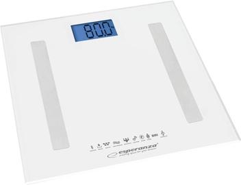 Ķermeņa svari Esperanza B.FIT EBS016W White